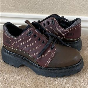 Dr. Martens women Made in England sneakers US 5